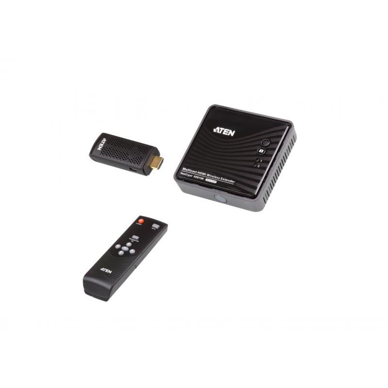 ATEN-VE819 @ HDMI Kablosuz Sinyal Uzatma Cihazı