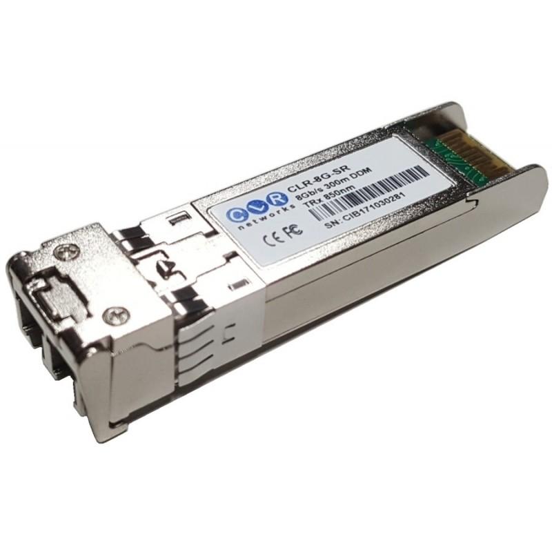 CLR-8G-SR @ Fiber Channel SFP+ Modül 8Gbps multirate
