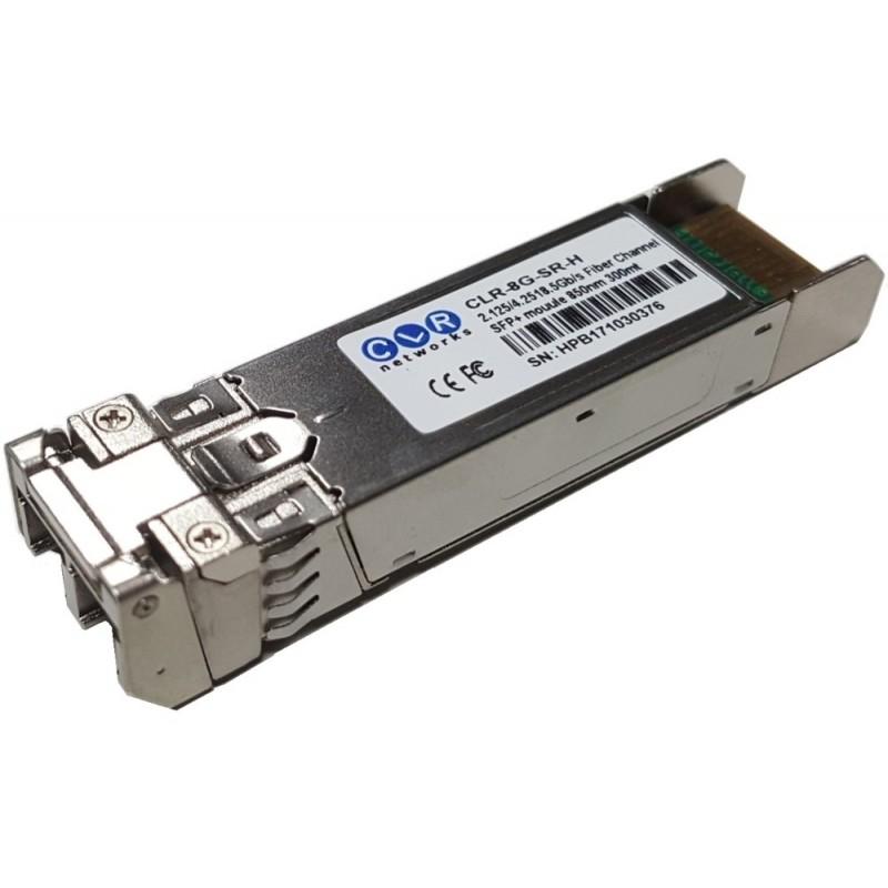 CLR-8G-SRH @ Fiber Channel SFP+ Modül 8Gbps multirate HP uyumlu