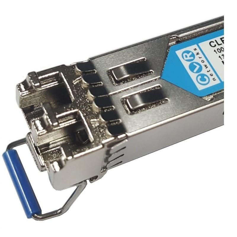 CLR-FES-S20 @ 100M SFP Modül 100Base-LX LC Duplex SM 1310nm 20km