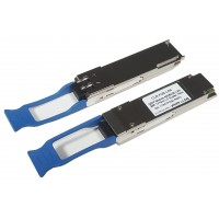 CLR-FGS-LR4 @ 40Gigabit Ethernet QSFP+ 40GBase-LR4 LC Duplex Singlemode
