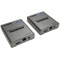 CLR-HDMI-E606 @ 4Kx2K HDMI 2.0 Extender Lokal HDMI Çıkışlı Kaskat Bağlantı