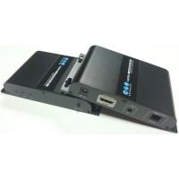 CLR-HDMI-F11 @ HDMI Fiber Optik Çevirici SC SM 20km IR