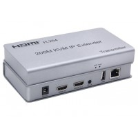 CLR-HDMI-K20T @ KVM Ethernet Extender HDMI + USB 200m Transmitter