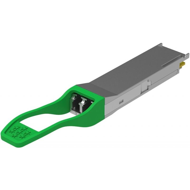 CLR-HGS-LR10 @ 100Gigabit Ethernet QSFP28 100GBase-LR4 LC Duplex Singlemode