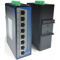 CLR-IES-G80P @ 8*10/100/1000M RJ45 PoE Endüstriyel Gigabitethernet Switch