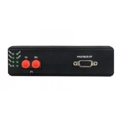 CLR-PBUS-F20D @ Profibus-DP MM ST Duplex Fiber Optik Endüstriyel Çevirici