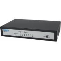 CLR-SWG-1708 @ 8 Port Unmanaged Gigabit Mini Switch 8*RJ45