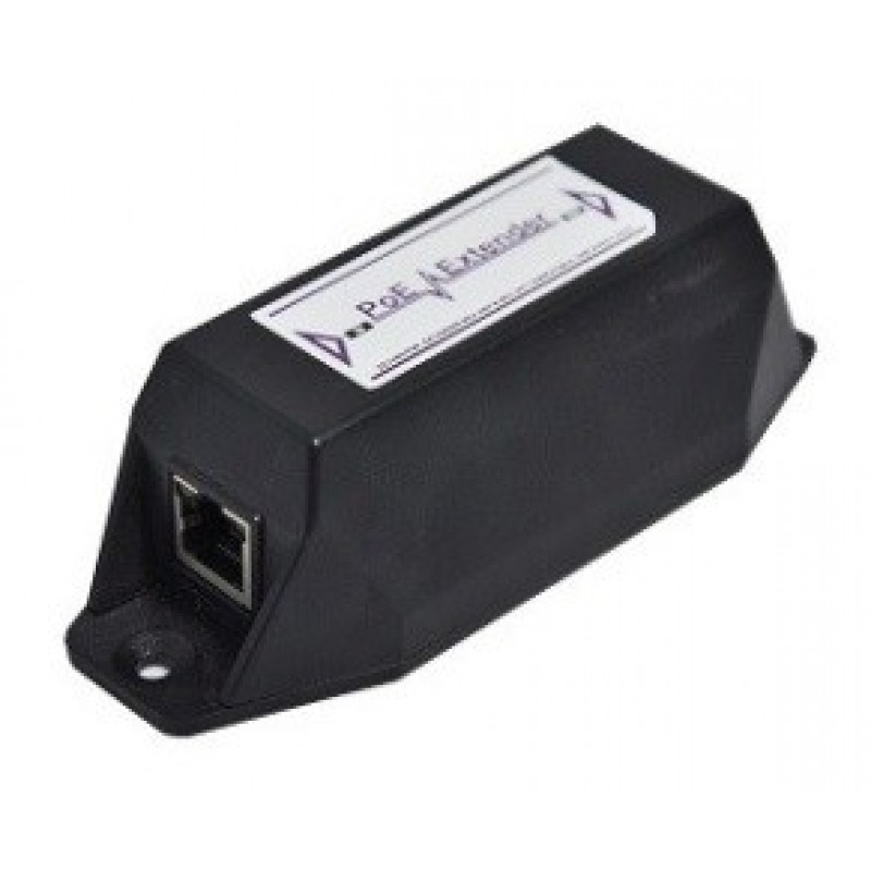 CLR-SWG-EX3130P @ 1Port Giriş 1Port Çıkış 10/100/1000M 30W PoE Extender