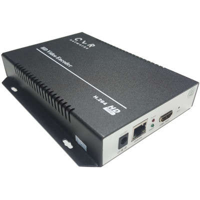 CLR-VSS-E100 @ HDMI H.264 Ethernet Video Encoder - IP TV Encoder