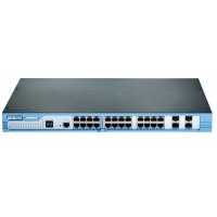 S5500E-24G-4TF @ 24*10/100/1000 Base-T +  4*10G SFP+ L3 10G Routing Switches