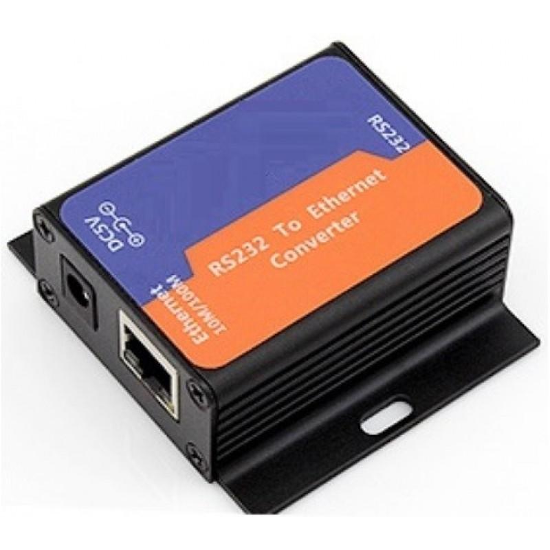 CLR-232-ES @ Seri RS232 Fast Ethernet Çevirici