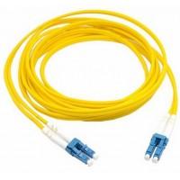 AMP-6536501-1 @ LC-LC SM Duplex OS2 9/125μ LSZH Patch Cord 1m