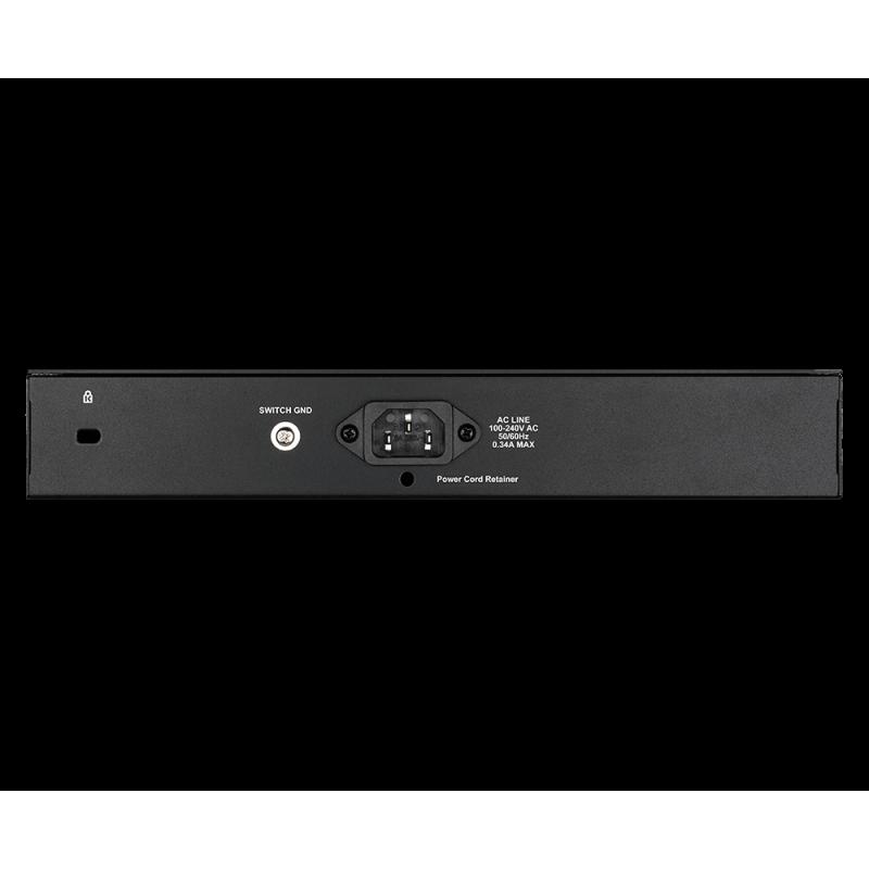 DGS-1210-20 @ 20Port Gigabit Smart Managed Switch