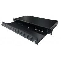 FRP-12SCD @ F/O Rack Tipi 12 Port SC Duplex Patch Panel