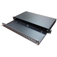 FRP-24SCD @ F/O Rack Tipi 24 Port SC Duplex Patch Panel