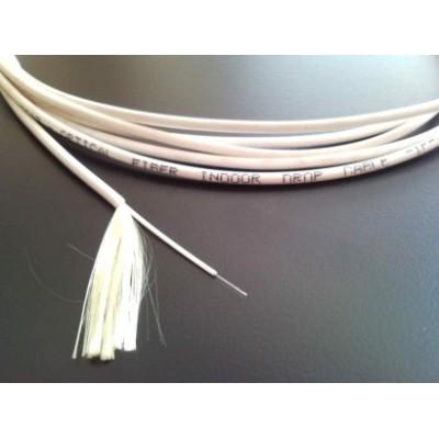 FOZC-G657A2 @ 1 Core Singlemode G657A2 Fiber Optik Drop Kablo