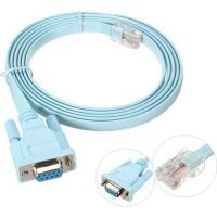 KON-DB9F-RJ45 @ Cisco Konsol Kablosu RS232 - RJ45