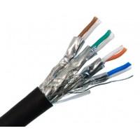 N07-SF2605PE @ Outdoor Data Cable CAT7 S/FTP PE Siyah 500Mt