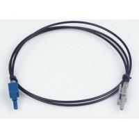 POF-P031301 @ HFBR-4503Z - HFBR-4513Z Simplex 980/1000 PE Plastik Optik Fiber Patch Cord 1m