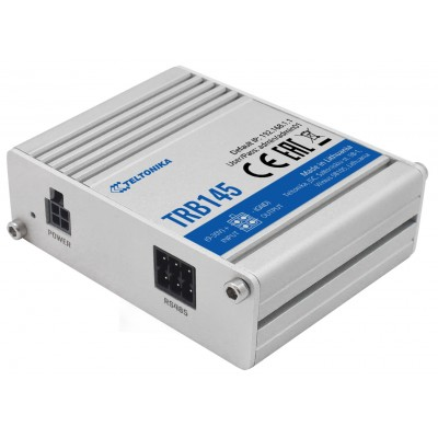 Teltonika RS485 - 4G LTE Cat1 IoT Ağ Geçidi @ TRB145