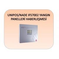 GBT-C1206 - IFS7002 UNIPOS Yangın Alarm Panelleri Haberleşmesi