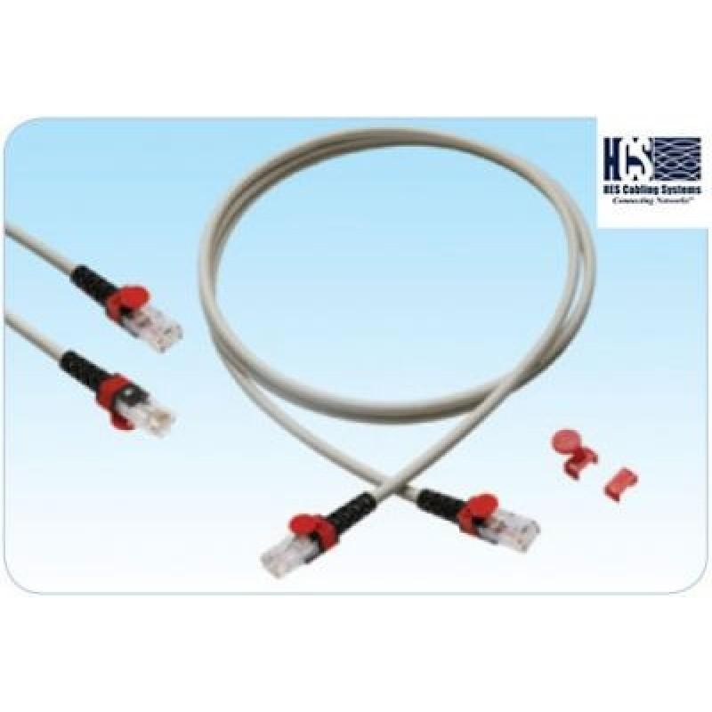 T06-00420-30 @ HCS CAT6 UTP LSOH P.Cord 3Mt Gri