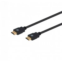 HP001SBBLK1.5EU @ HDMI Kablo 4K 1,5m