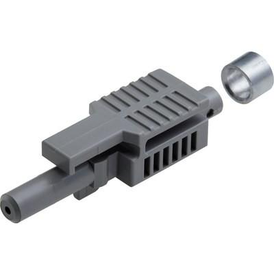 29140099 @ HFBR4501 GY Simplex /4PC Plastik Fiber Optik Konnektör