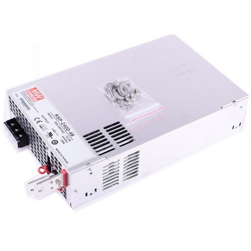 RSP-2400-48 @ Meanwell  AC/DC Çevirici 2400Watt 48Volt DC