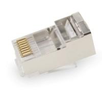 DCP-C60S @ RJ45 Konnektör CAT6 FTP RJ45 Plug