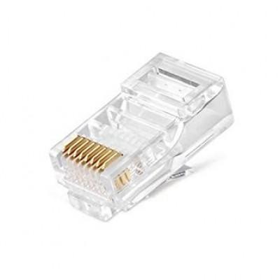 DCP-C60U @ RJ45 Konnektör CAT6 UTP RJ45 Plug
