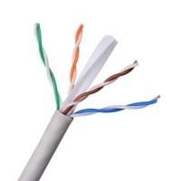 N06-UU1505@ Data Cable  CAT6 U/UTP LSZH Beyaz 500Mt