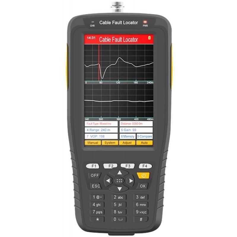Enerji ve Koaksiyal Kablo Hata Bulucu # ON-CFL-TP480