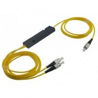 ON-FSP-FC120U @ 1:2 SM FC/UPC Fiber Optik PLC Splitter 1m