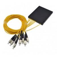 ON-FSP-FC180U @ 1:8 SM FC/UPC Fiber Optik PLC Splitter 1m