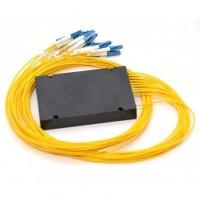 ON-FSP-LC116U @ 1:16 SM LC/UPC Fiber Optik PLC Splitter 1m