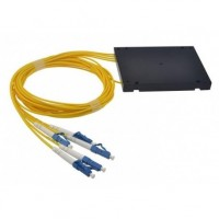 ON-FSP-LC140U @ 1:4 SM LC/UPC Fiber Optik PLC Splitter 1m