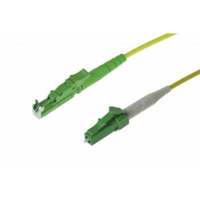 E2000/APC to LC/APC SM 9/125μ LSZH 3Mt