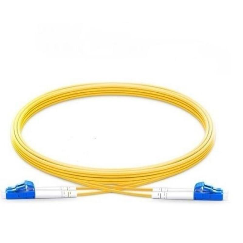 ON-PCD-S13301 @ LC-LC SM Duplex OS1 9/125μ LSZH Patch Cord 1m