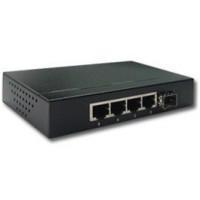 RP-G0401DB @ Unmanaged Gigabit Mini Switch 1*SFP + 4*RJ45