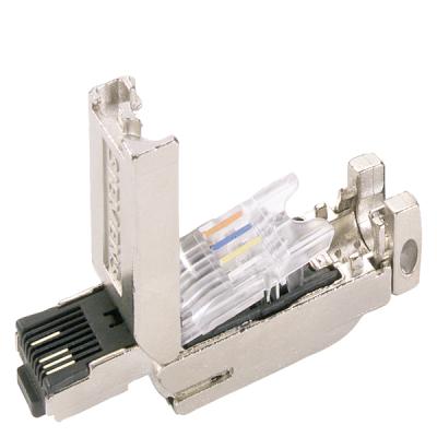 6GK1901-1BB10-2AA0 @ Endüstriyel Ethernet Konnektörü RJ45 180