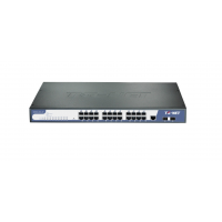 S3500-26G-2F @ 24Port Gigabit RJ45 + 2*SFP Yuva Managed Ethernet Switch