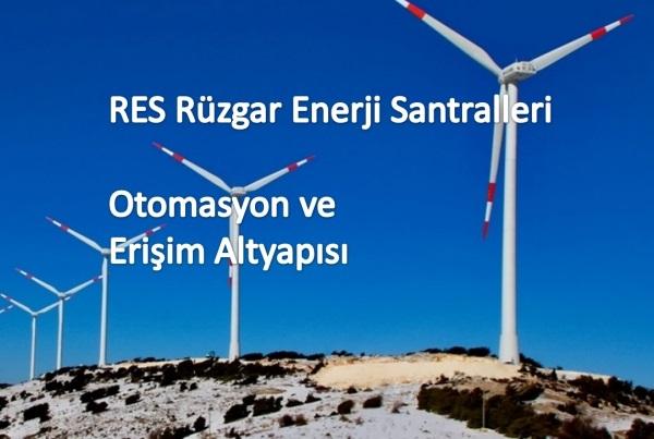 RES Rüzgar Enerji